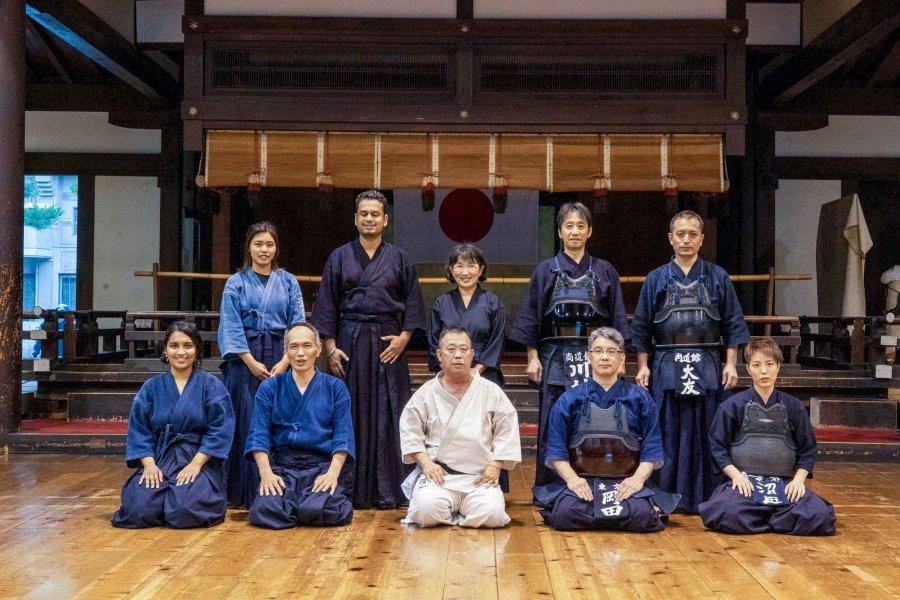 びわこバリアフリー剣道クラブ(滋賀県)への後援及び共同研究活動の実施について